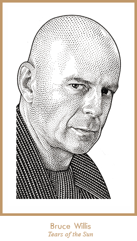Bruce Willis Tears of the Sun