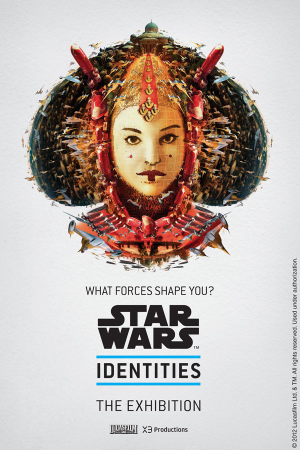 Star Wars Identities Amidala