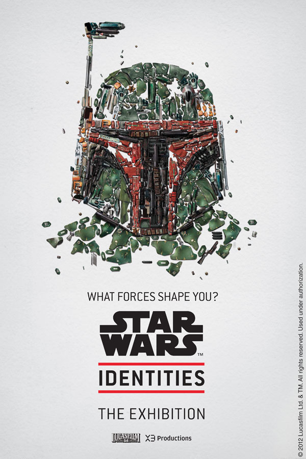 Star Wars Identities Boba Fett
