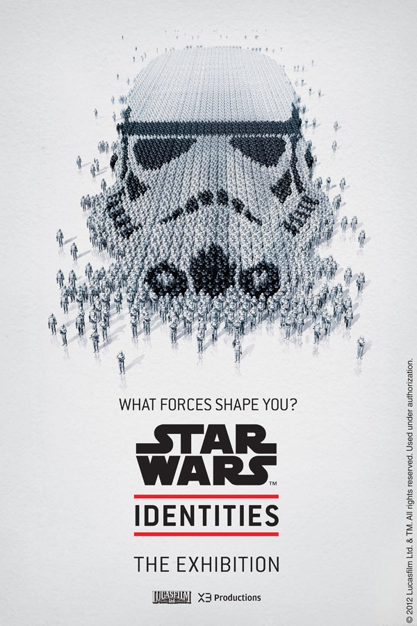 Star Wars Identities Stormtrooper