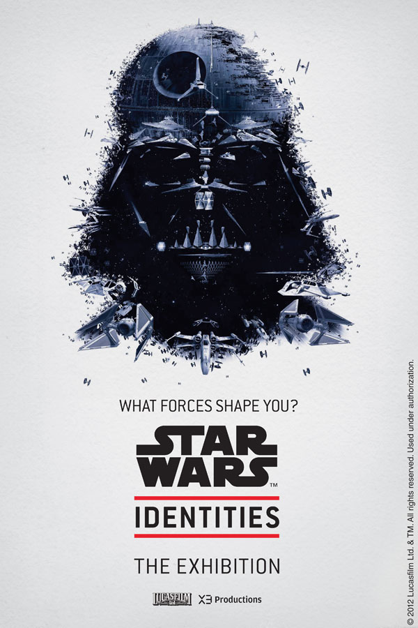 Star Wars Identities Vador