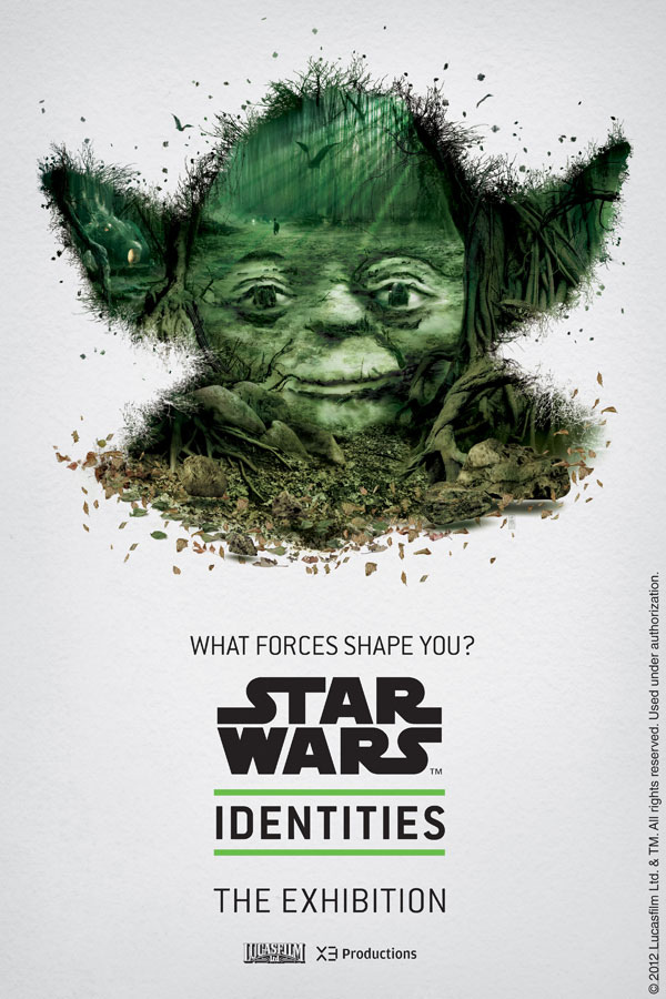 Star Wars Identities Yoda