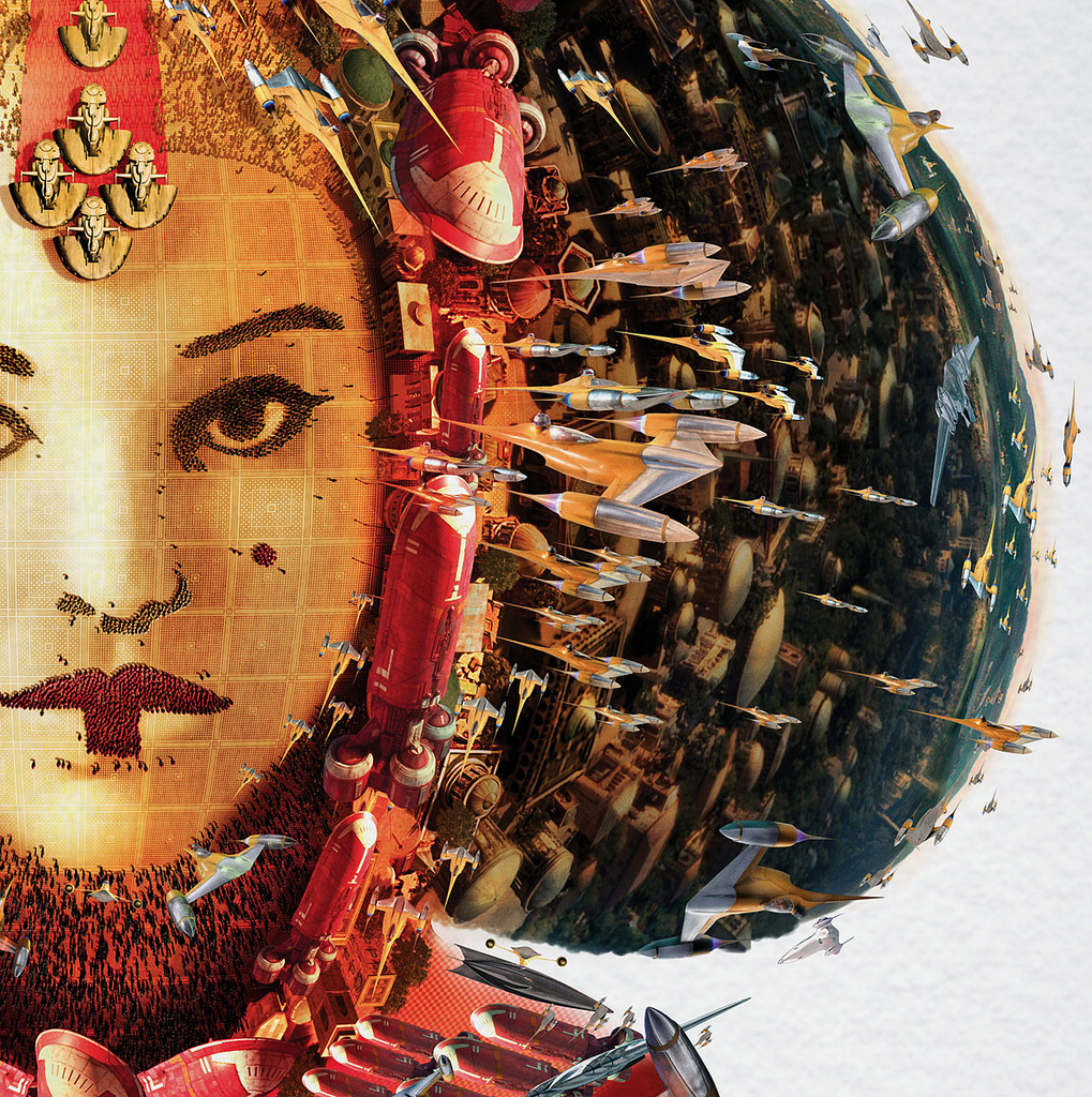 Star Wars Identities details Amidala