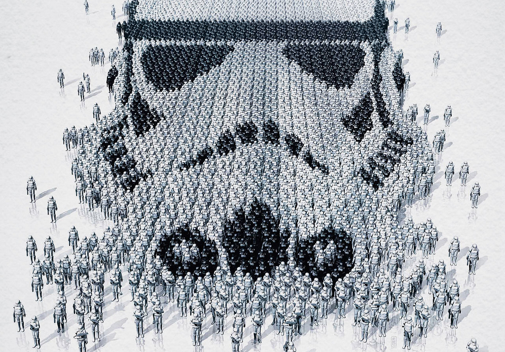 Star Wars Identities details Stormtrooper