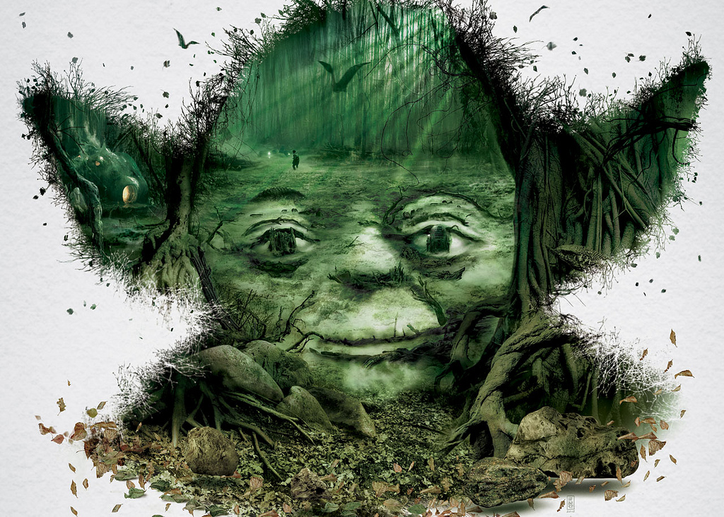 Star Wars Identities details Yoda