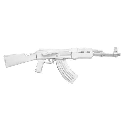 AK47 en papier