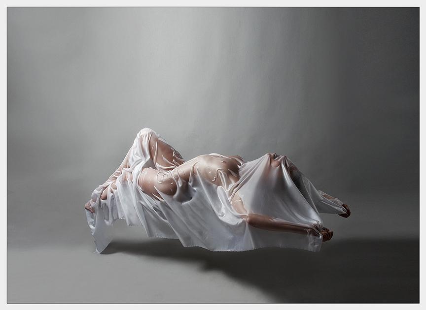 arina sergei drap blanc