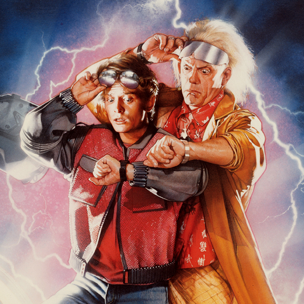 Back to the future Drew Struzan