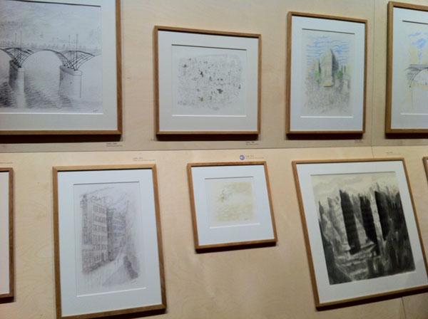 Exposition dessins Sempé Hôtel de ville