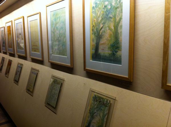 Exposition dessins Sempé Paris
