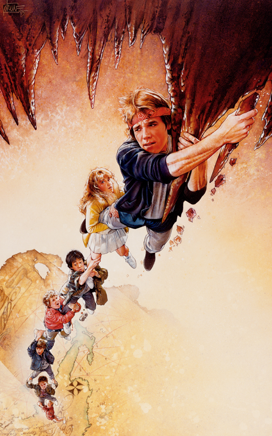 Goonies Drew Struzan