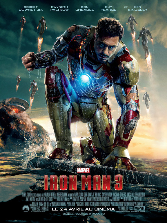 iron man 3 destroy