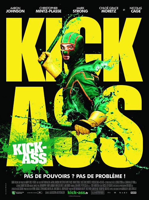 Kick Ass affiche France