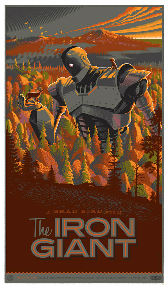 laurent durieux iron giant