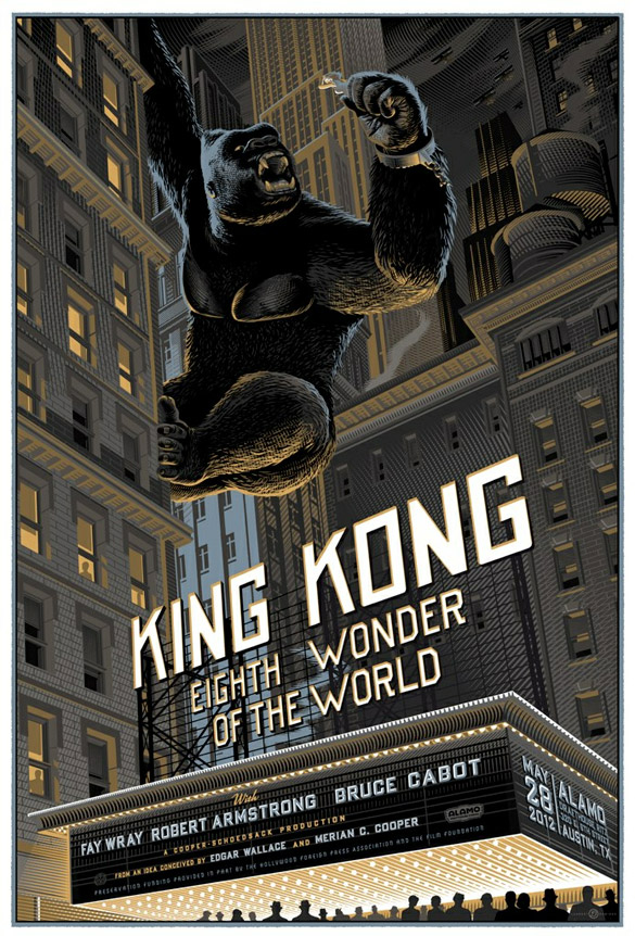 laurent durieux king kong