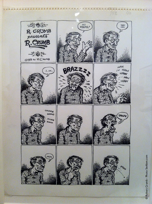 robert crumb presents robert crumb
