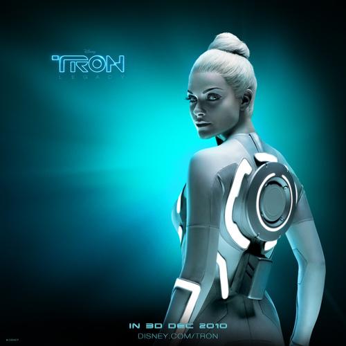 siren in tron legacy - photo #25