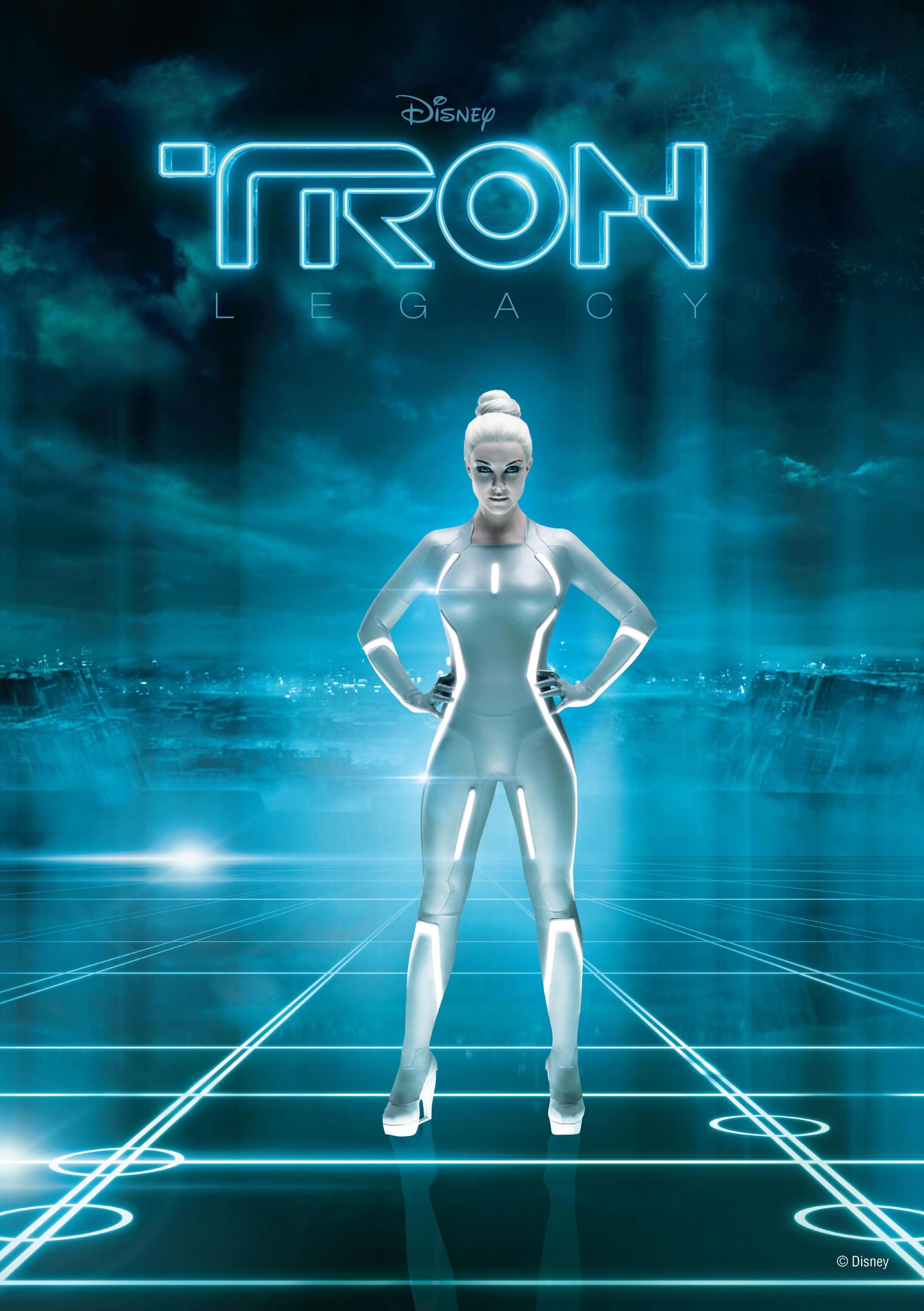 siren in tron legacy - photo #8