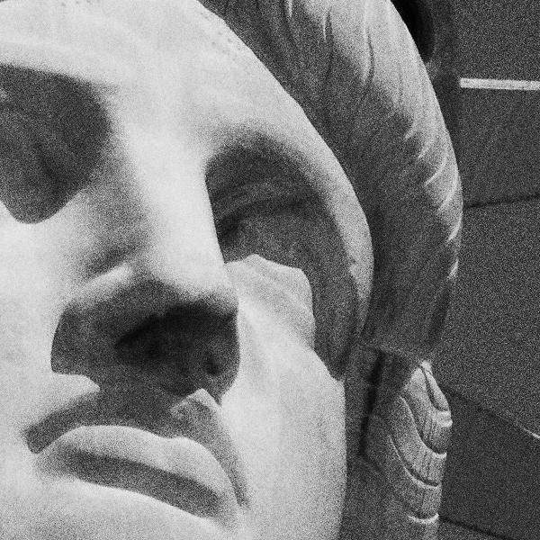 statue liberté détails tri-x kodak