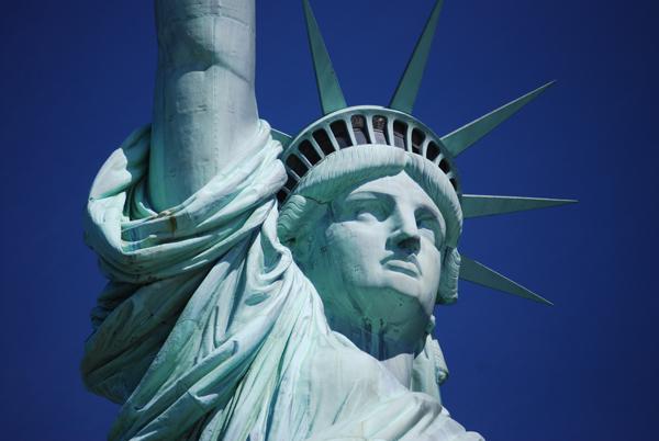 statue liberté nikon d40x