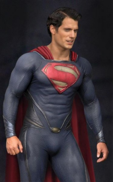 superman man of steel costume henry cavill