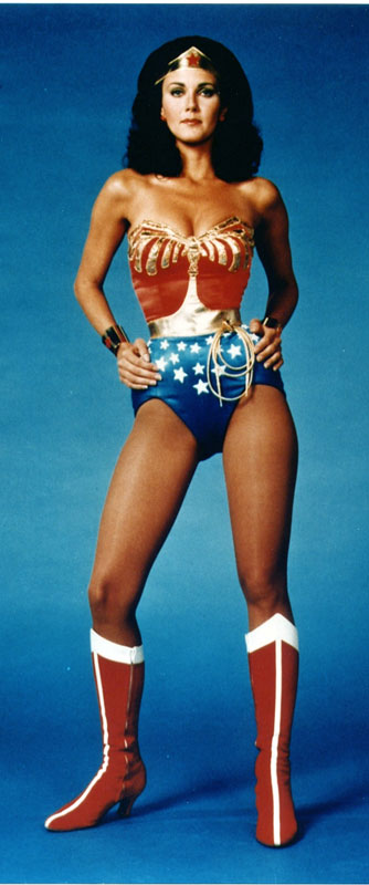 wonder woman lynda carter